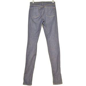 J Brand Jeans - J-Brand-jeans-28-x-34-Jess-high-rise-skinny-dar